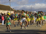 Street Carnival, Elim, Western Cape, South Africa, Africa Photographic Print by Steve & Ann Toon