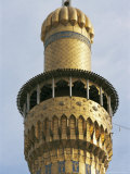 Minaret of the Al Askariya Mosque, Samarra, Iraq, Middle East Photographic Print by Nico Tondini