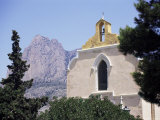 Village of Guadalest, Costa Blanca, Valencia Area, Spain Photographic Print by Tom Teegan
