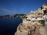 Cala Fornels, Palma, Majorca, Balearic Islands, Spain, Mediterranean Photographic Print by Tom Teegan