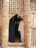 House of Reeds, Warka, Iraq, Middle East Photographic Print by Nico Tondini