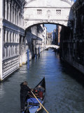 Bridge of Sighs, Venice, Veneto, Italy Photographic Print by Guy Thouvenin
