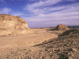 The Sinai Desert, Egypt, North Africa, Africa Photographic Print by Nico Tondini