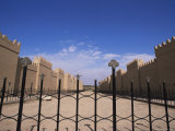 Processional Street, Babylon, Iraq, Middle East Photographic Print by Nico Tondini