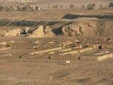 Royal Tombs, Ur, Iraq, Middle East Photographic Print by Nico Tondini