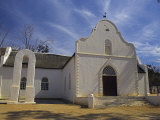 Church Building at Historic Moravian Mission Station, Cedarberg, South Africa Photographic Print by Steve & Ann Toon