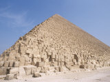 Pyramid of Cheops, Giza, Unesco World Heritage Site, Near Cairo, Egypt, North Africa, Africa Photographic Print by Nico Tondini