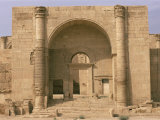 South Gate, Hatra, Unesco World Heritage Site, Iraq, Middle East Photographic Print by Nico Tondini