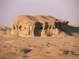 Al Thar Caves, Iraq, Middle East Photographic Print by Nico Tondini