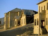 Diamond Mining Ghost Town, Kolmanskop, Namib Desert, Luderitz, Namibia, Africa Photographic Print by Steve & Ann Toon