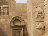 Temple of Allat, Hatra, Unesco World Heritage Site, Iraq, Middle East Photographic Print by Nico Tondini