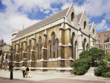 The Temple Church, Built Between 1185 and 1240, Fleet Street, London, England Photographic Print by Loraine Wilson