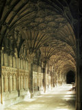 Gloucester Cathedral, Gloucester, Gloucestershire, England, United Kingdom Photographic Print by Adam Woolfitt