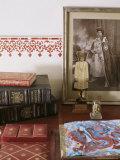 Interior Detail, Sirohi Palace, Sirohi, Southern Rajasthan State, India Photographic Print by John Henry Claude Wilson