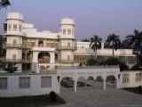 Usha Kiran Palace Hotel, Gwalior, Madhya Pradesh State, India Photographic Print by John Henry Claude Wilson