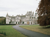 Balmoral Castle, Aberdeenshire, Highland Region, Scotland, United Kingdom Photographic Print by  R H Productions