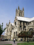 Canterbury Cathedral, Unesco World Heritage Site, Kent, England, United Kingdom Photographic Print by  R H Productions