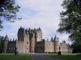 Glamis Castle, Highland Region, Scotland, United Kingdom Photographic Print by Adam Woolfitt