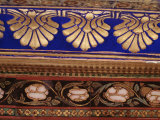 Decorative Detail in the Sheesh Mahal, Deo Garh Palace Hotel, Deo Garh, India Photographic Print by John Henry Claude Wilson