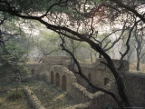 The Mehrauli Archaeological Park, Lado Sarai, Delhi, India Photographic Print by John Henry Claude Wilson