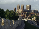 York Minster, York, Yorkshire, England, United Kingdom Photographic Print by Adam Woolfitt