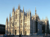 Milan Cathedral, Milan, Lombardy, Italy Photographic Print by Adam Woolfitt