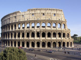 The Colosseum, Rome, Lazio, Italy Photographic Print by Adam Woolfitt