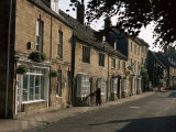 Chipping Campden, Gloucestershire, the Cotswolds, England, United Kingdom Fotoprint van Adam Woolfitt