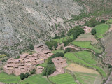 Tibetan Arable Farmers Villages, Qamdo, Tibet, China Photographic Print by Occidor Ltd
