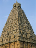 A 10th Century Temple of Sri Brihadeswara, Unesco World Heritage Site, Thanjavur, India Photographic Print by  Occidor Ltd