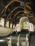 Westminster Hall, Westminster, Unesco World Heritage Site, London, England, United Kingdom Photographic Print by Adam Woolfitt
