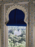The Shiv Niwas Palace Hotel, Overlooking the Lake, Udaipur, Rajasthan State, India Photographic Print by John Henry Claude Wilson