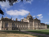 Castle Howard, Location of Brideshead Revisited, Yorkshire, England, United Kingdom Photographic Print by Adam Woolfitt