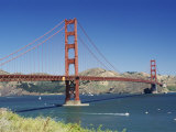 The Golden Gate Bridge, San Francisco, California, USA Photographic Print by Alison Wright