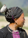 Dao Woman, Tam Duong, North Vietnam, Indochina, Southeast Asia Photographic Print by  Occidor Ltd