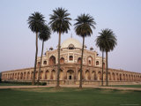 Humayun's Tomb, Unesco World Heritage Site, Delhi, India Photographic Print by John Henry Claude Wilson