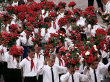 Rose Festival, Bulgaria Photographic Print by Adam Woolfitt