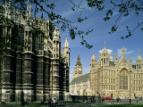 Houses of Parliament, Westminster, London, England, United Kingdom Photographic Print by Adam Woolfitt