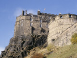 Edinburgh Castle, Edinburgh, Lothian, Scotland, United Kingdom Photographic Print by  R H Productions
