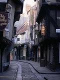 The Shambles, York, Yorkshire, England, United Kingdom Photographic Print by Adam Woolfitt