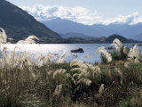 Lake Wanaka, Otago, South Island, New Zealand Photographic Print by Adam Woolfitt