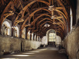 Westminster Hall, Westminster, Unesco World Heritage Site, London, England, United Kingdom Fotografie-Druck von Adam Woolfitt