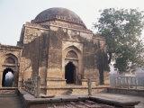 Haus Khas Muslim Monuments, Delhi, India Photographic Print by John Henry Claude Wilson