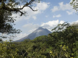 Arenal Volcano from the Sky Tram, Costa Rica, Central America Photographic Print by  R H Productions