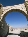 Crusader Castle, Shoubek, Jordan, Middle East Photographic Print by Alison Wright
