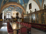 Library of the Collegium Maius Museum of the Jagiellonian University Photographic Print by R H Productions