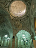 Interior, Sayyida Ruqayya Mosque, Damascus, Syria, Middle East Photographic Print by Alison Wright