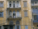 Bombed Buildings and Rebuilding, Beirut, Lebanon, Middle East Photographic Print by Alison Wright