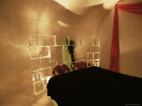 Ice Bedroom, Ice Hotel, Quebec, Quebec, Canada Photographic Print by Alison Wright