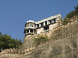 Ahilya Fort Now a Heritage Hotel, Maheshwar, India Photographic Print by  R H Productions